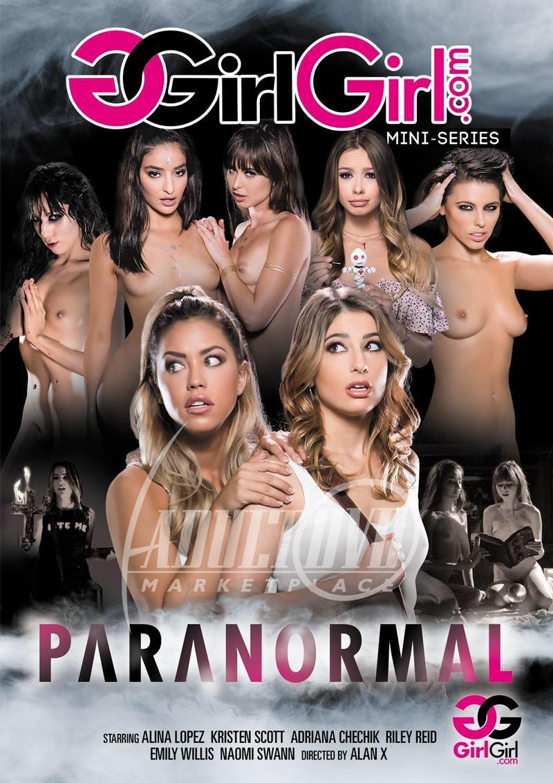 Thank you @adrianachechik @emilywillisxoxo @ItsAlinaLopez @Naomi_Swann @rileyreidx3 @krisscottx @judyjolie__ for your @avnawards winning performances in @girlgirldotcom movie Paranormal. Best All Girl Movie 2021🏆