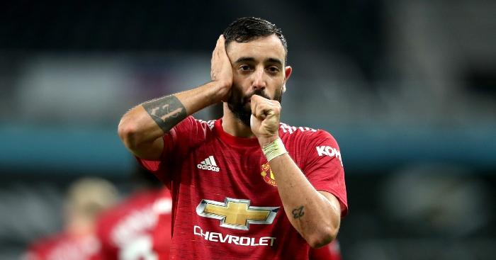 I'm sorry, but if at this point you still Slander Bruno Fernandes, then I tell you what, you should go watch baseball because football isn't for you.  #MUNLIV