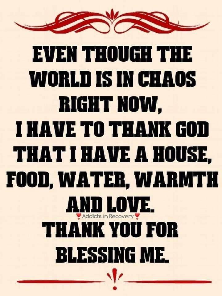#God #GodIsGood #GodIsInControl #GodisLove #GodisGreat #Blessed #Faith #FaithOverFear #Grateful #Thankful #Amen #Prayers