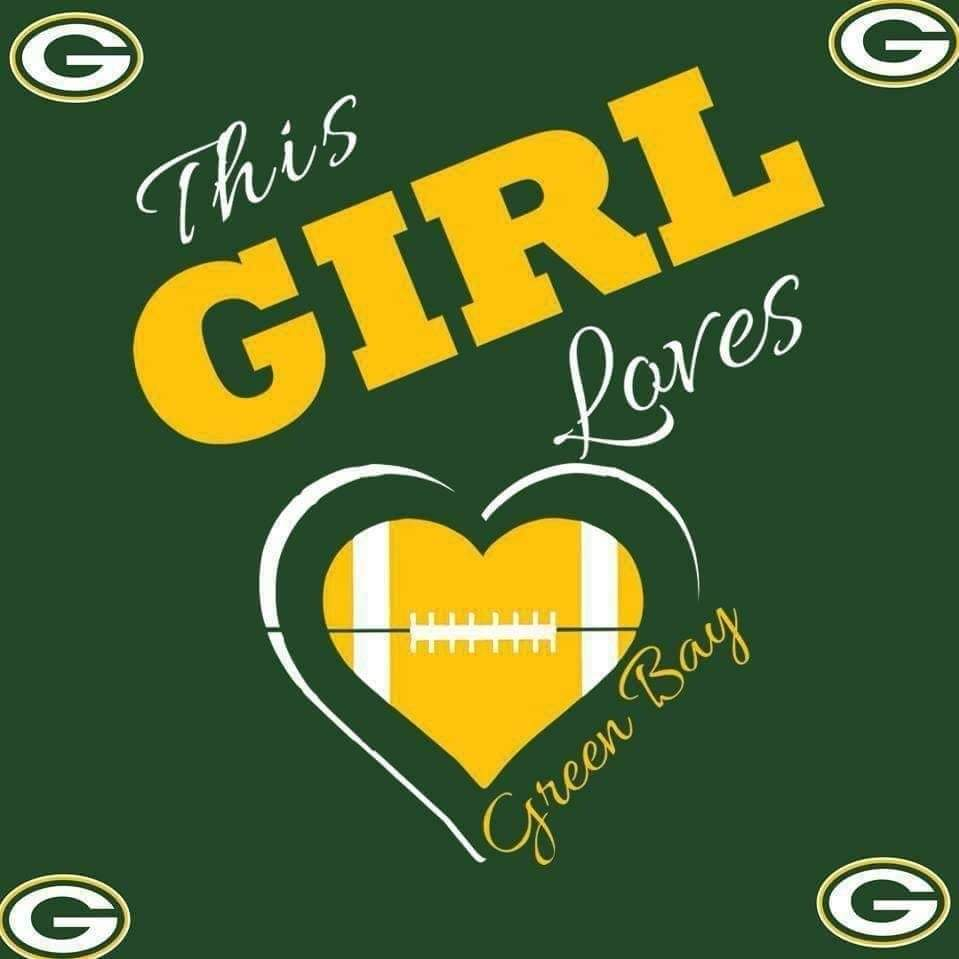 I can't talk right now. I'm doing PACKERS girl sh*t 💚🤗💛 #GoPackGo @packers @GBPdaily