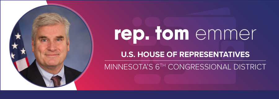 test Twitter Media - We are pleased to have @RepTomEmmer (MN-6) join us this Tues, Jan 26th at 2pm for our discussion of how the financial services regulatory regimes significantly impacts digital asset and related blockchain innovation. Register Here: https://t.co/cgbLrJ2FCI https://t.co/IJ46L6sgj3 https://t.co/5j7L8Gm5cV