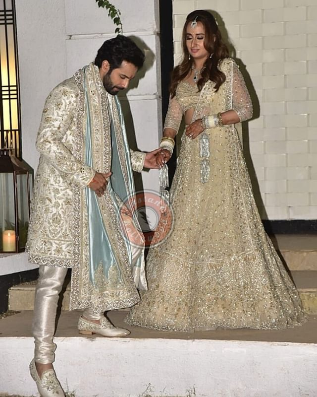 These rumours turned out to be so beautiful 🥺♥️  #VarunKiShaadi #NatashaGotDhaOne #VarunWedsNatasha #VarunDhawan #NatashaDalal