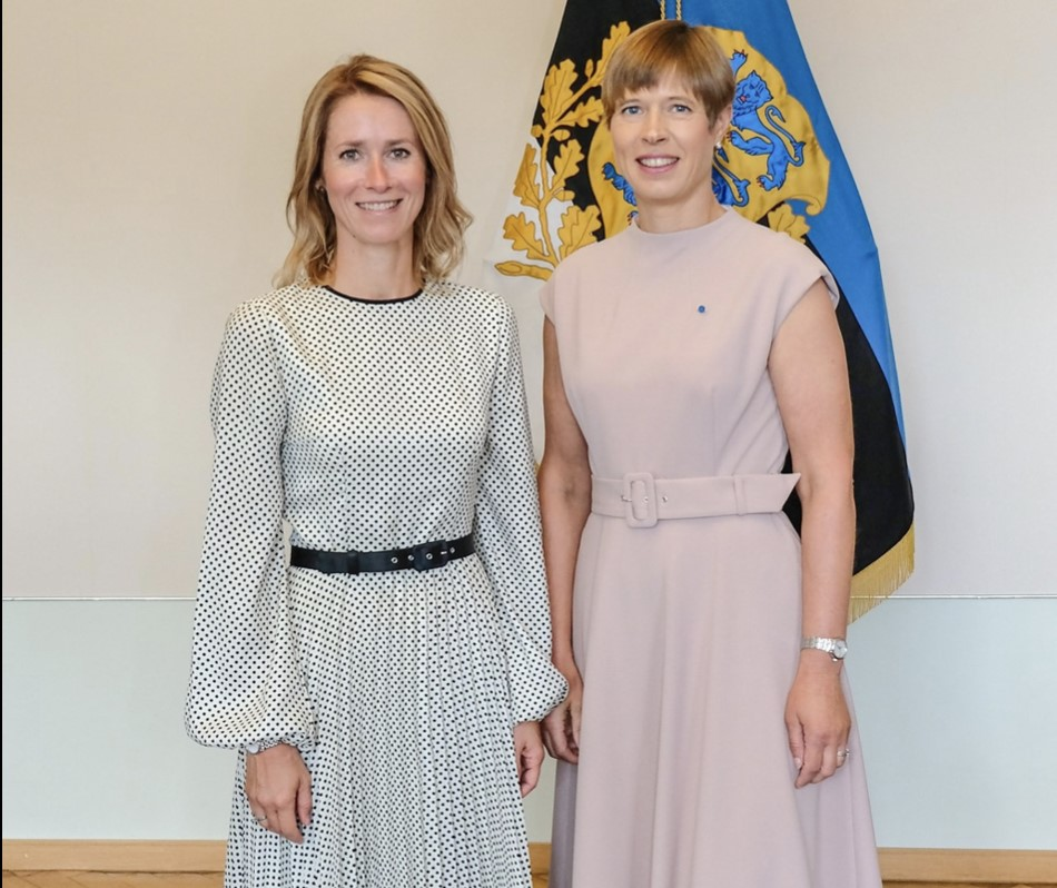 #Estonia to become the only country in the world with a female president and female prime minister. Moreover,  nearly half of the ministers will be women. These are important steps for #EmpoweringWomen in 🇪🇪. #genderequality @UNWomenWatch @StenbockiMaja @KerstiKaljulaid