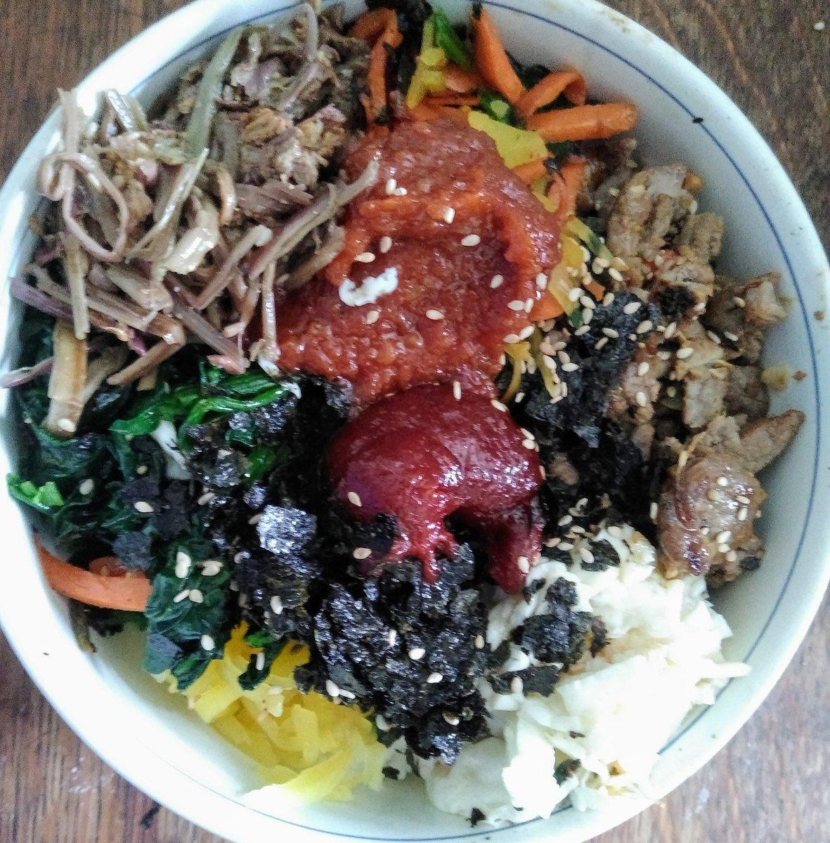#koreanfood during covid-19 restrictions, chefs keep cooking #cooking #food #comfortfood #squid #dumplings #porkroast #soups
