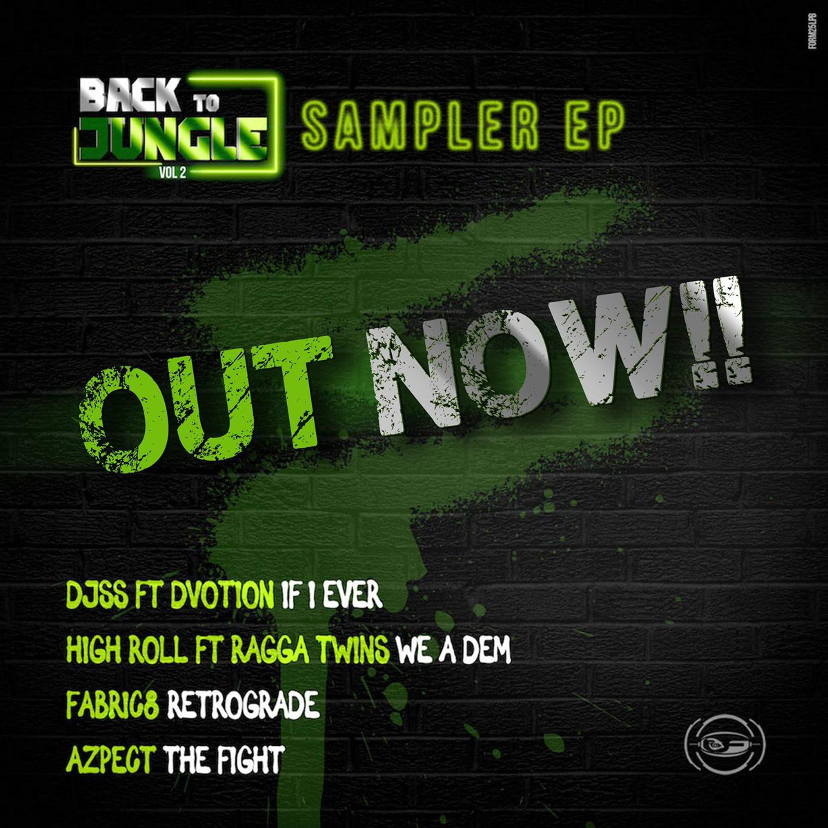 djss ft Dvotion - If I ever 🌴  Part of the Back to Jungle Vol 2 EP (Sampler)  Stream and Download here >   #dnb #jungle