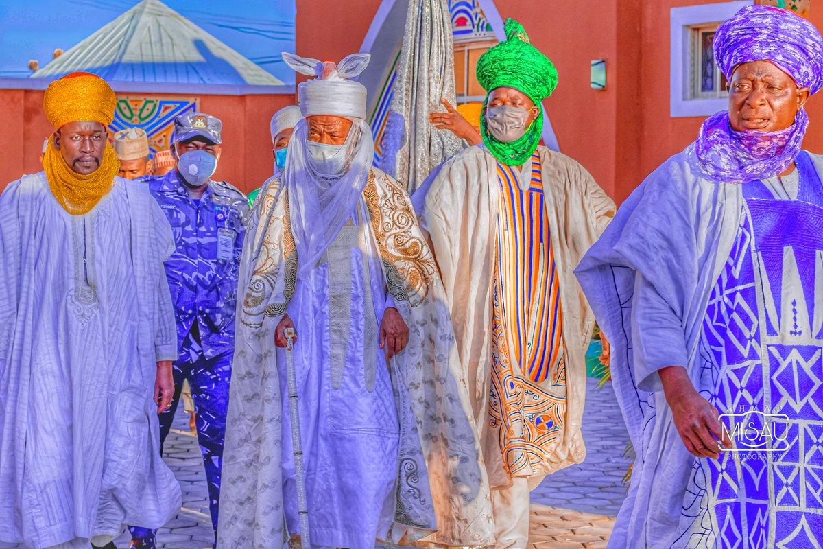 Mai Martaba Sarkin Misau Alhaji Ahmed Suleiman mni   #sarkinbornotagabas #emirofmisau #misauemirate #masarautarmisau #emirspalace #emirspalacemisau #Photooftheday #misau #arewa #sarki #bauchistate #staystrong #staysafeeveryone #staysafestayhome