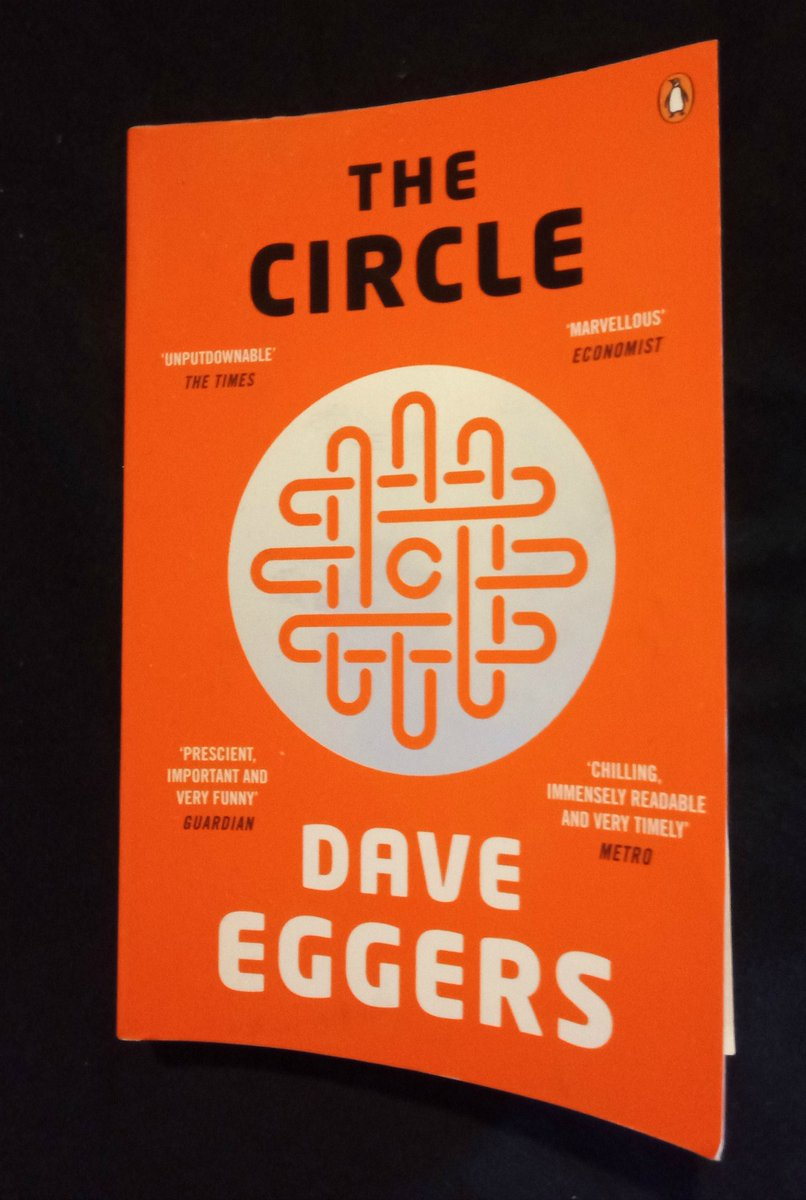 The Circle by Dave Eggers - Book Review    #bookreview #bookrecommendations