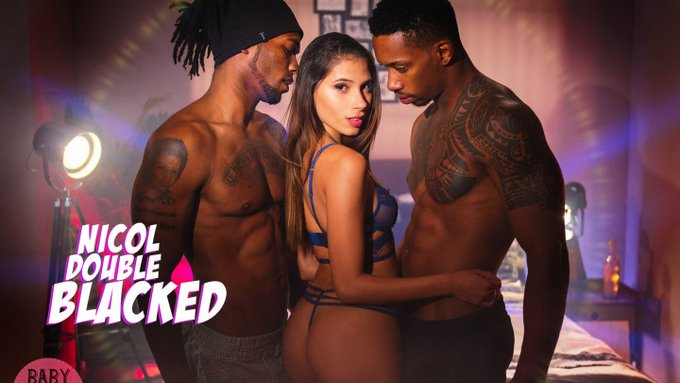 Sold my vid! INTERRACIAL THREESOME WITH TWO BROTHERS https://t.co/hrmwSDyMLS #MVSales https://t.co/S