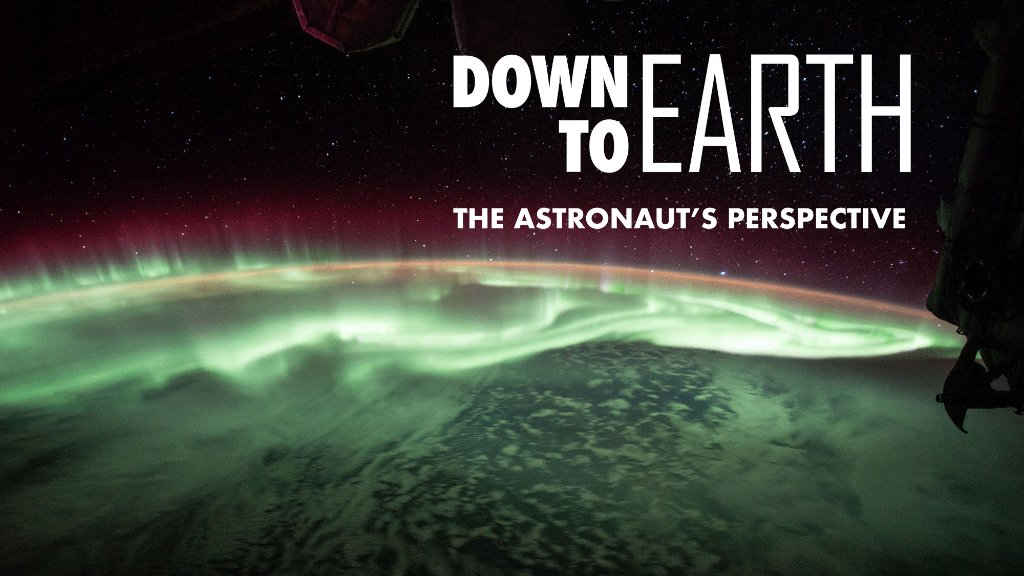 """It's heart stopping."" ""It's soul pounding.""  ""It's breathtaking.""   😍 Take in a new perspective of Earth as seen through the eyes of @NASA_Astronauts.  Stream today:"
