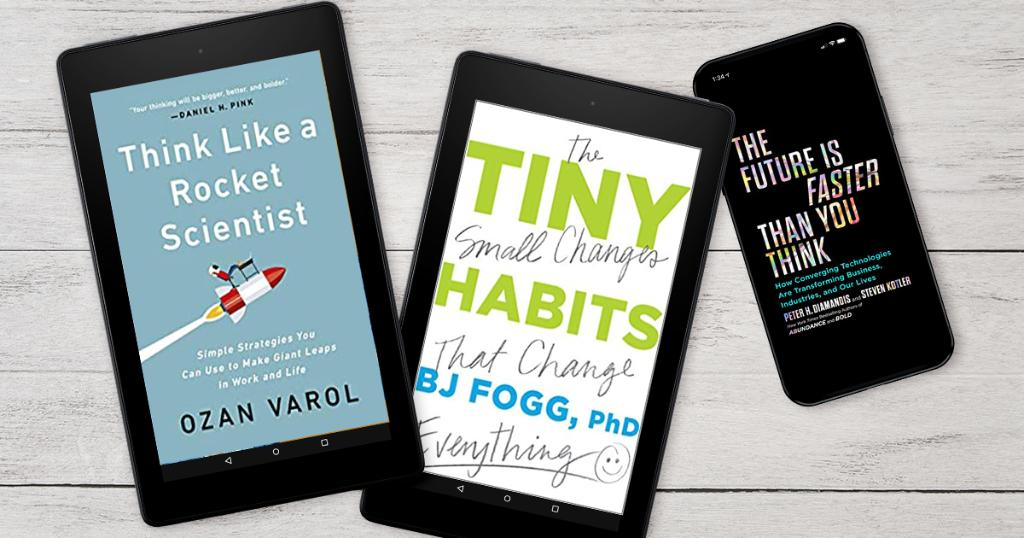 See our favorite business and leadership books from 2020.