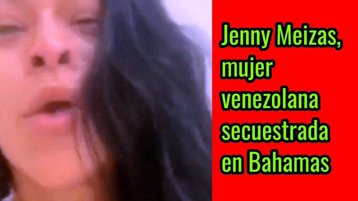El estremecedor relato de una venezolana que logró escapar de una red de trata de blancas en Bahamas.  Mira el Video👉 https://t.co/isNbjJZT1e  #Secuestro #Bahamas #RedesSociales  #JuanGuaidó #Guaidó #Viral #Video #ViralVideo #LoMásVisto #FelizDomingo https://t.co/IvwxnMJczj