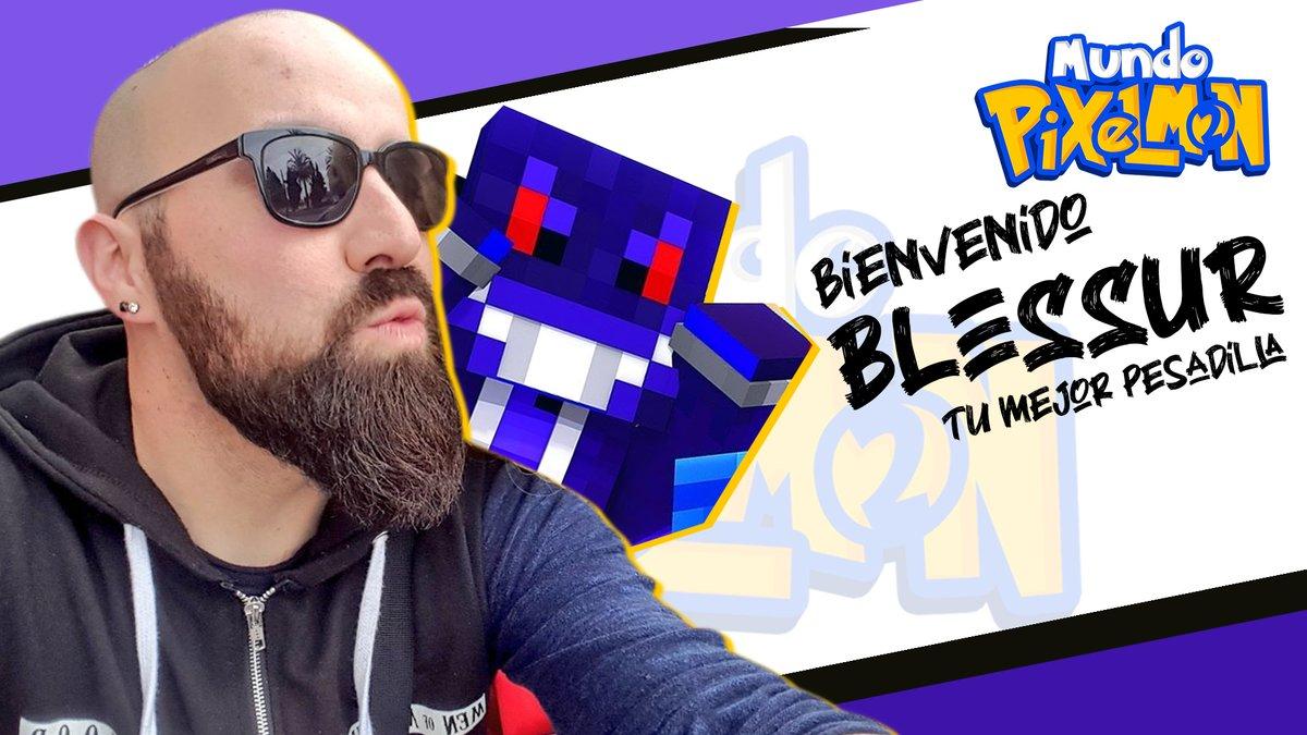 ¡BIENVENIDO @Bl3sSuR!  No podía faltar ''el bombas'' de MUNDO PIXELMON!  Uno de los mejores entrenadores Pokémon de la serie, ¿Será capaz de mantener el nivel en esta segunda edición?