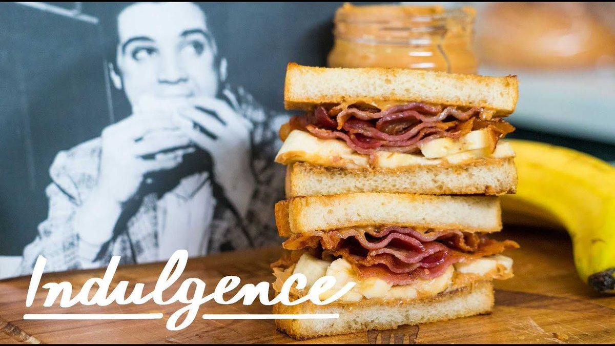 @sammyhagar @GuyFieri ......yeah but can he make the ULt PeaNuT BuTTa' & NaNer   Knuckle Sandwich?🥜🥓🍌🥪😎 @ChrisaPhoto @ElvisPresley #SaturdayVibes
