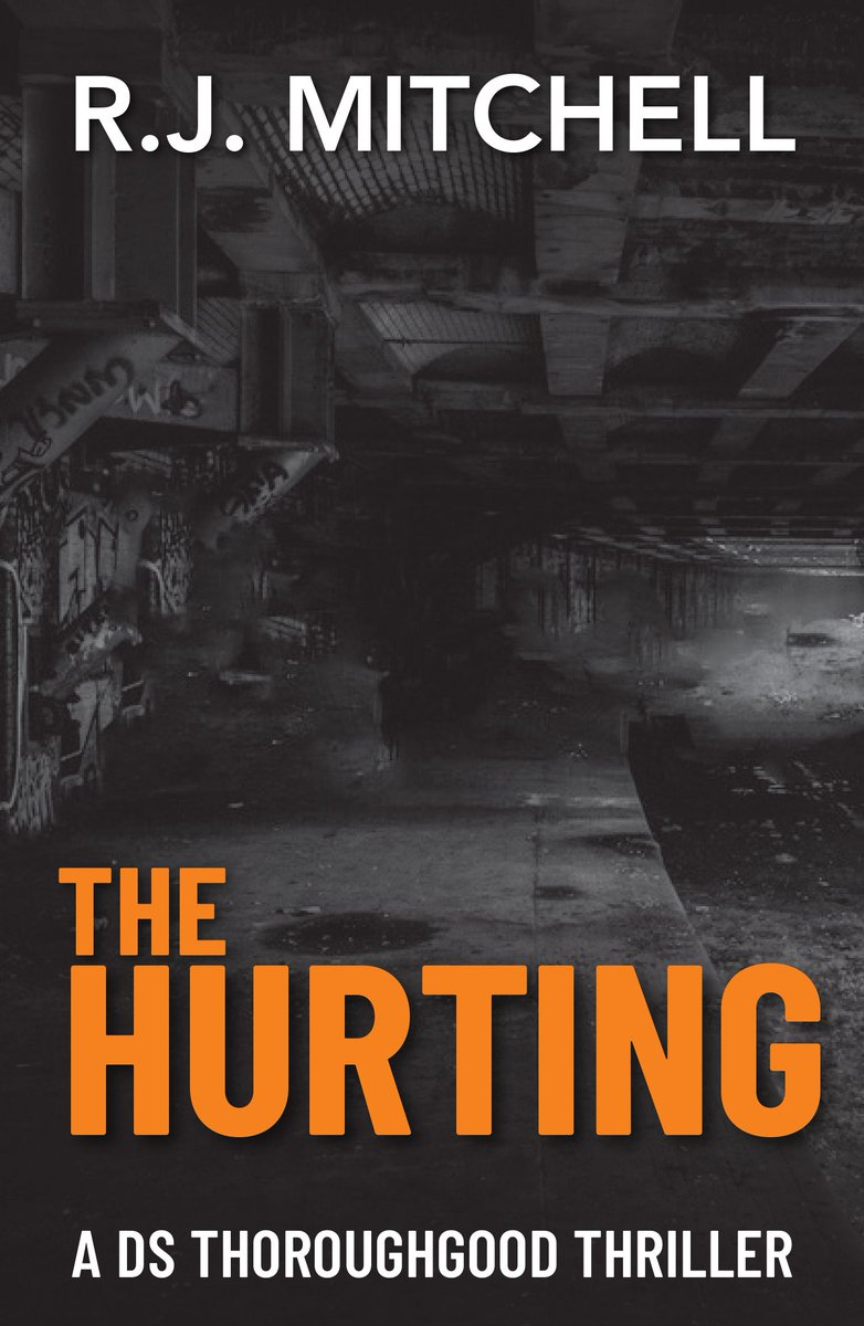 """""""The author has a way of making you feel like you are part of the investigations they are trying to solve..."""" says @HanLovesToRead about #TheHurting on the #DSThoroughgoodSeries blog tour!  @spitfiremedia @MJPGroup @DamppebblesBTs #crimefiction #crimeseries"""