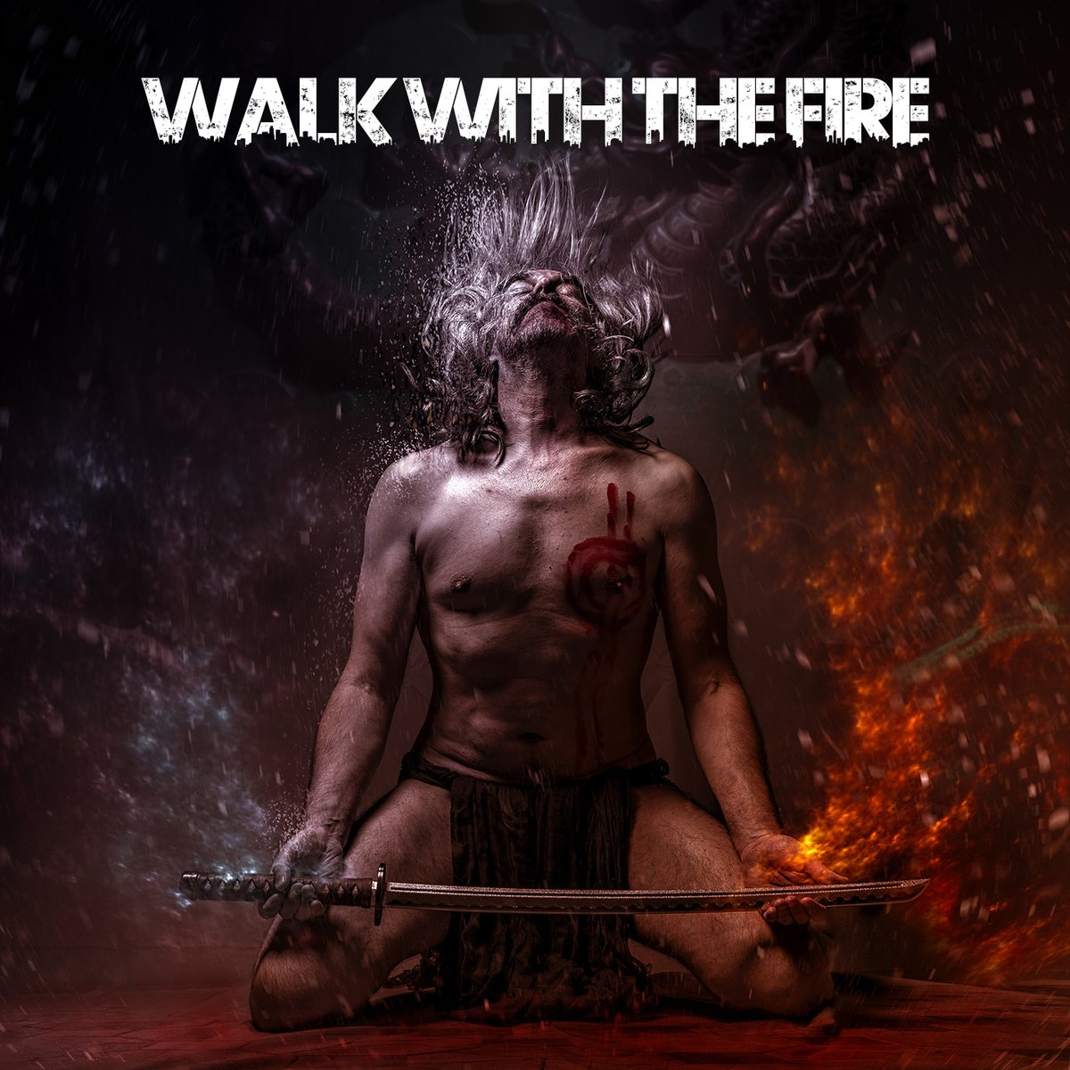 "My new single ""Walk with the fire"" 19.02.21 #drumandbass #Jungle #electronicmusic #Trending"