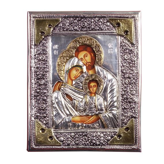 February 2nd is fast approaching, the feast of the Presentation of Our Lord and the Purification of Our Lady -- Candlemas as it was called in olden days. Today begins the novena in preparation!   #HolyFamily #Catholic #Icons #EWTN