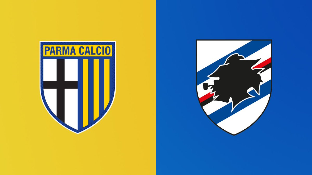 #ParmaSampdoria