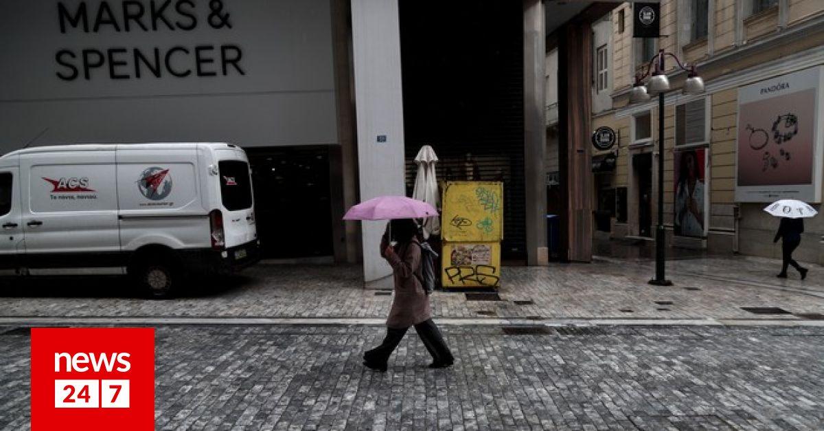 Καιρός: Βροχές και καταιγίδες την Δευτέρα - Πρόσκαιρη βελτίωση: Οι άνεμοι θα φτάνουν τα 5 με 7 μποφόρ. Η πρόγνωση του καιρού από τον διευθυντή της ΕΜΥ, Θοδωρή Κολυδά. dlvr.it/RrFnC7 #καιρός #weather