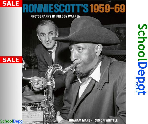#student  Marsh, Graham Ronnie Scott's 1959-69 9781909526631 #RonnieScotts195969 #Ronnie_Scotts_195969 #student #review