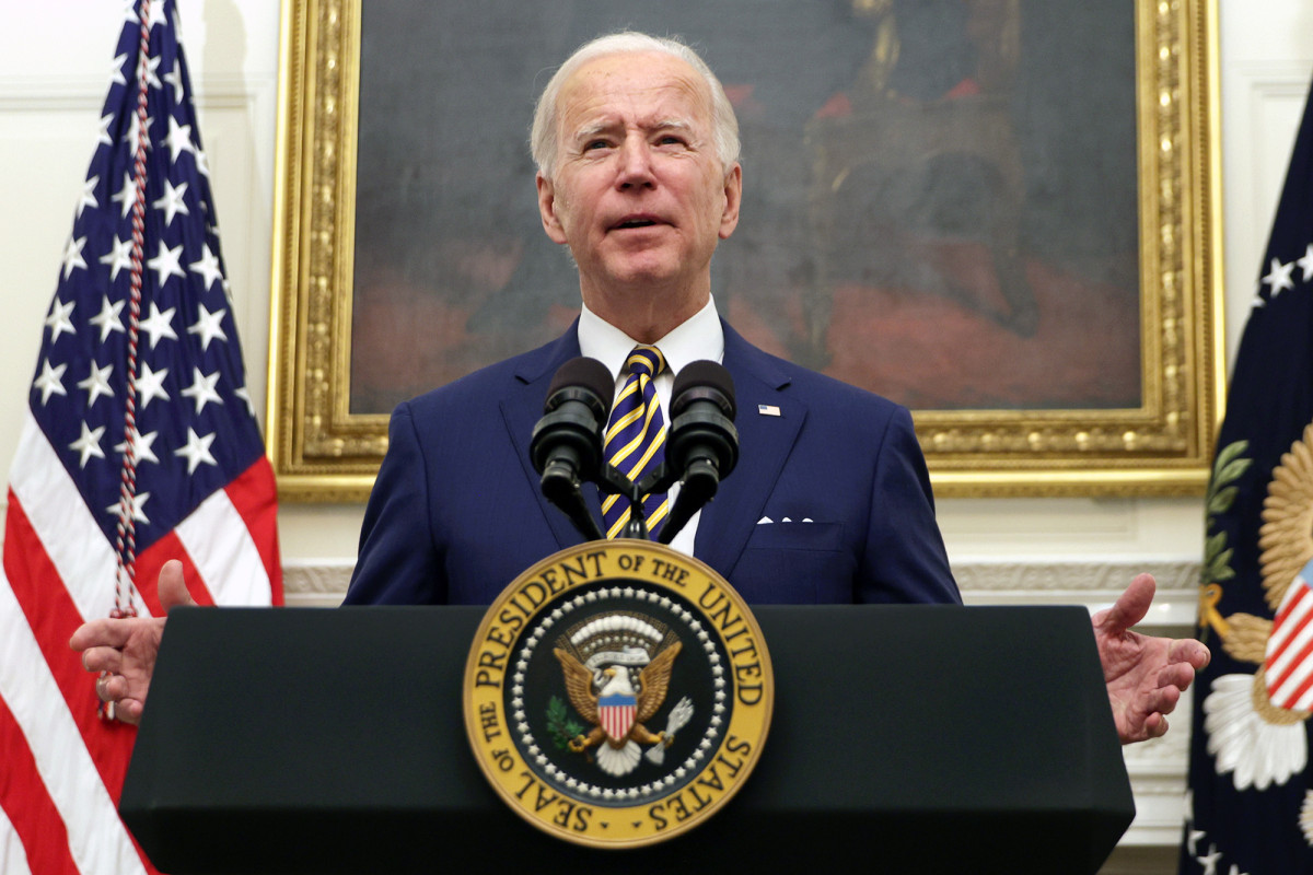 1 in 5 Americans have confidence Biden can unite the country: poll
