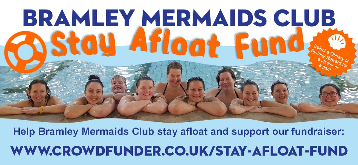 Last few days left to donate to our Fundraiser! Can you help us stay afloat and return to the pool in 2021? crowdfunder.co.uk/stay-afloat-fu… 💦Donate💦 💦Share💦 💦Follow💦 @bramleybaths @alexsobel @WLDispatch @yorkshirepost
