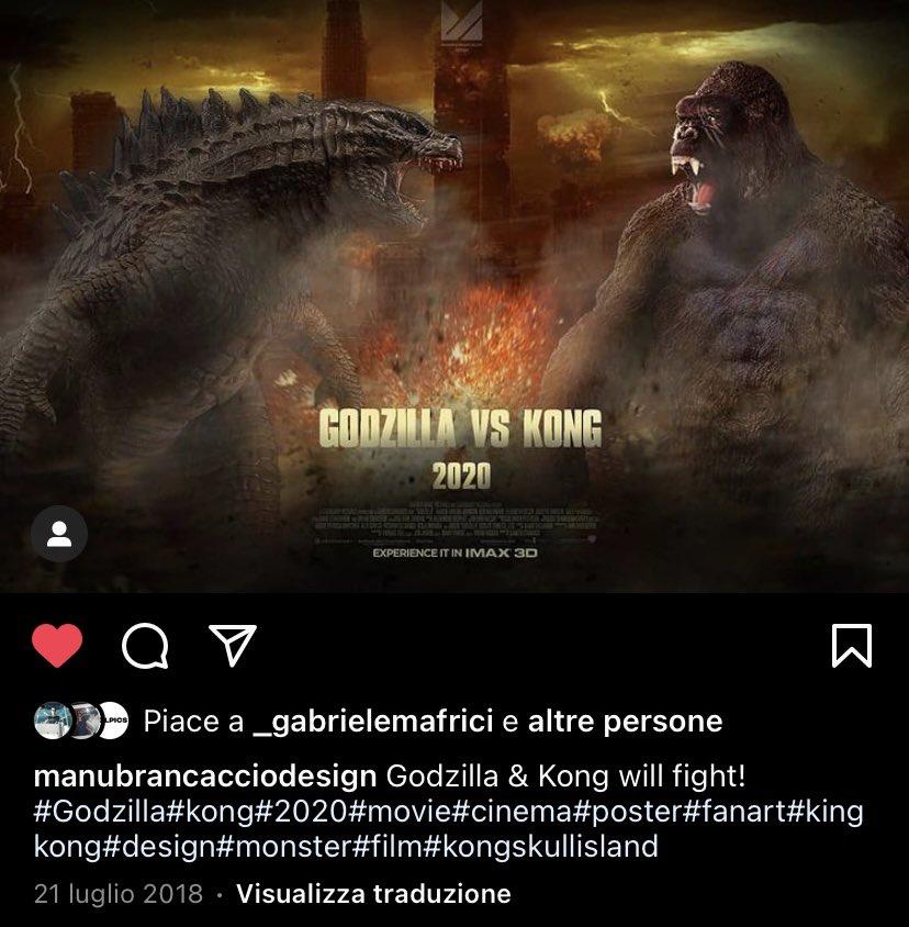 #GodzillaVsKong