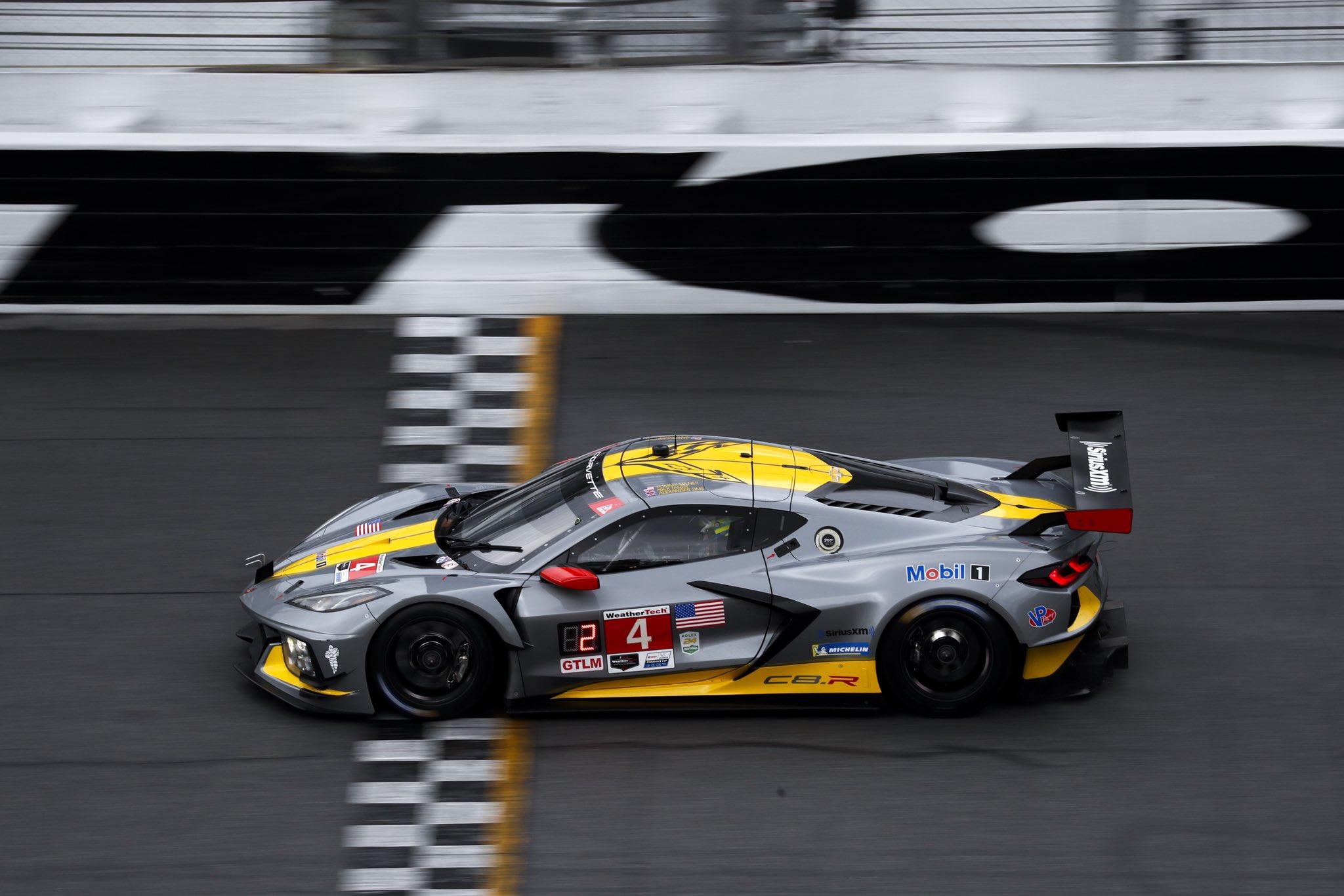 Daytona, Rolex 24 Hours, Motul Pole Award