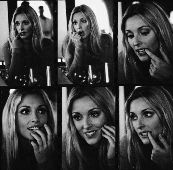 Happy birthday to miss Sharon Tate
