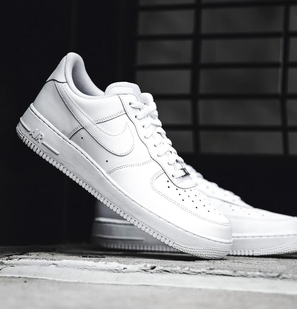 The ultimate classic. Shop #Nike AF1s online and in-store.