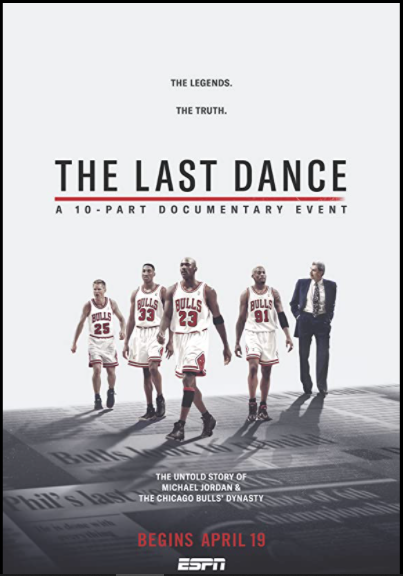 Check out my review of the sport documentary series, The Last Dance at the link below.    #TSHathaway #blog #blogger #review #sports #basketball #TheLastDance #documentary #series #docuseries #ChicagoBulls #tv