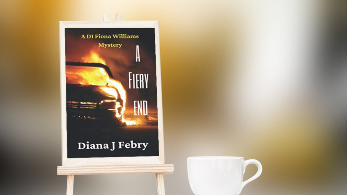 Time for a cup of tea and an exciting mystery. The first 15 reviews are in and they're all great.   #mystery #crimefiction