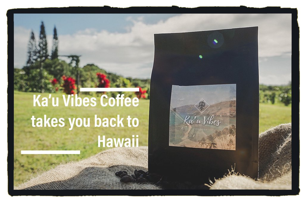 Hawaiian Coffee is a Vibe #coffee