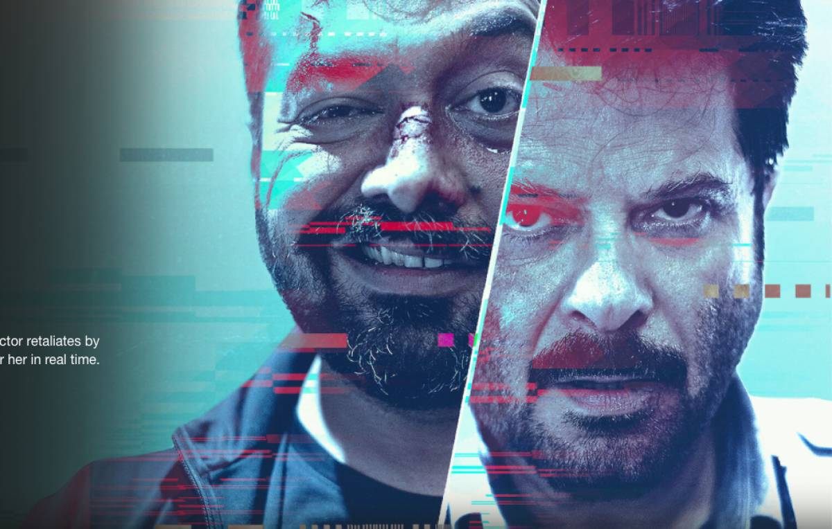 THE MOVIE is A WELL executed perfectly made Masterpiece  Seems Like a single shot Movie  Brilliant In terms Of DIrection,Screenplay And Cinematography.  Whole movie is amazing. Anurag kashyap and Anil kapoor 💜💜  #AKvsAK #Bollywood #anilkapoor #Anuragkashyap #Netflix  #Review