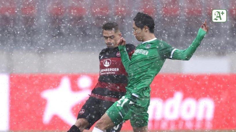 5:2 in Nürnberg: Hannover hat Aufstieg wieder im Blick https://t.co/uVHY2Zxaj0 https://t.co/QnQAi0CrIA