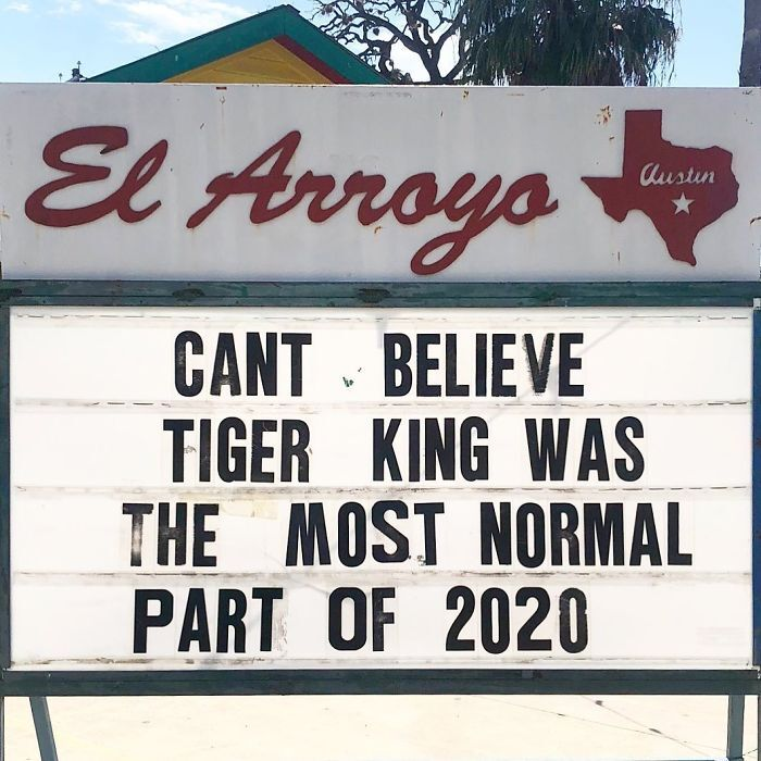 #Truth #ElArroyo #signs #2020Wrapped  #Texas #Austin #food