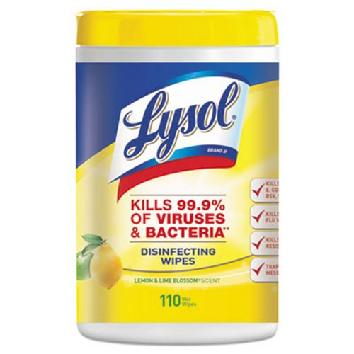 Limited stock  Lysol Disinfecting Wipes, Lemon & Lime Blossom, 110ct  On sale starting at $7.69    #ad #lysol #wipes