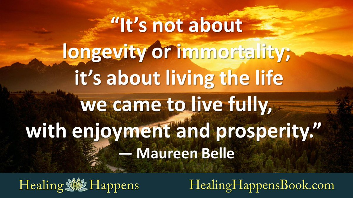 What else can you do to live more now? #healinghappens #mindfulness #health #wellness #success
