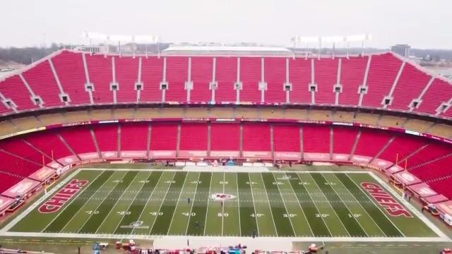 Familiar site for the AFC Championship 📍 #NFLPlayoffs  📺: #BUFvsKC | 6:40pm ET on CBS 📱: NFL app // Yahoo Sports app