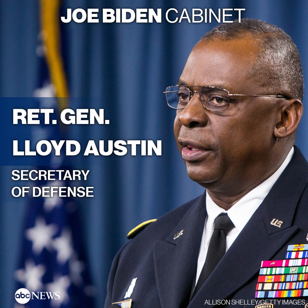Retired U.S. Army Gen. Lloyd Austin took over as the first Black Pentagon chief shortly after being confirmed 93-2 by the Senate.