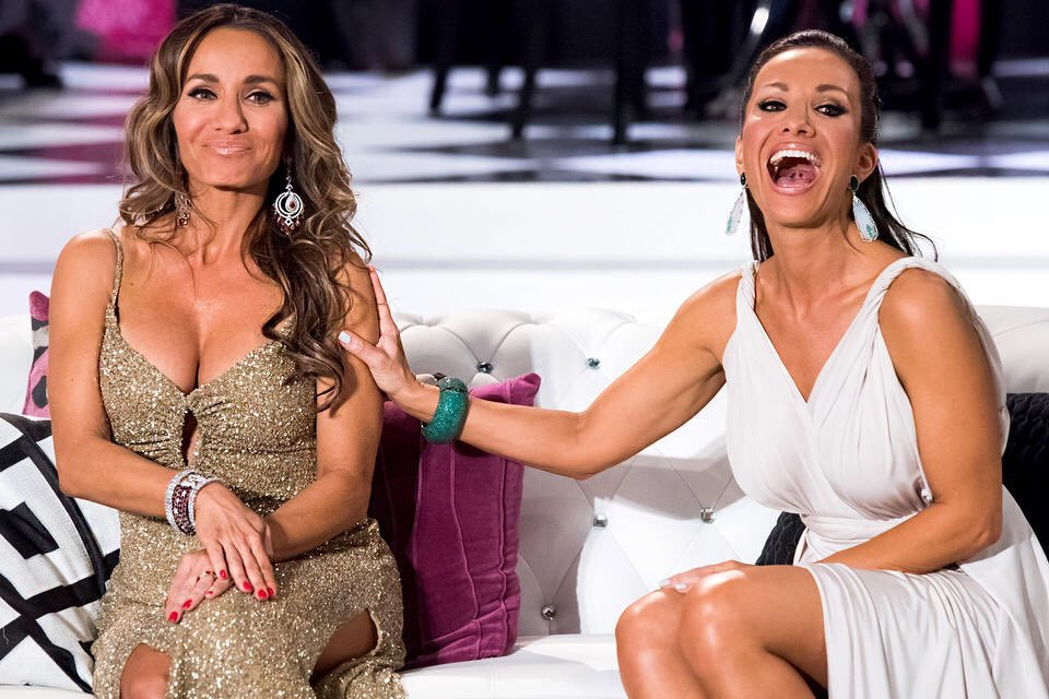 Are we ready to announce these the kweens of #RHONJ yet? The way they could annihilate anyone who came their way