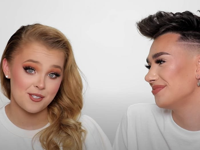 You Will Not Believe How Different JoJo Siwa Looks After Her Makeover From James Charles! Photo edited by AirBrush App. Want to know how to edit photo like this? check out this photo editing blog:  #Jojosiwa #jamescharles #photo #beauty #photography