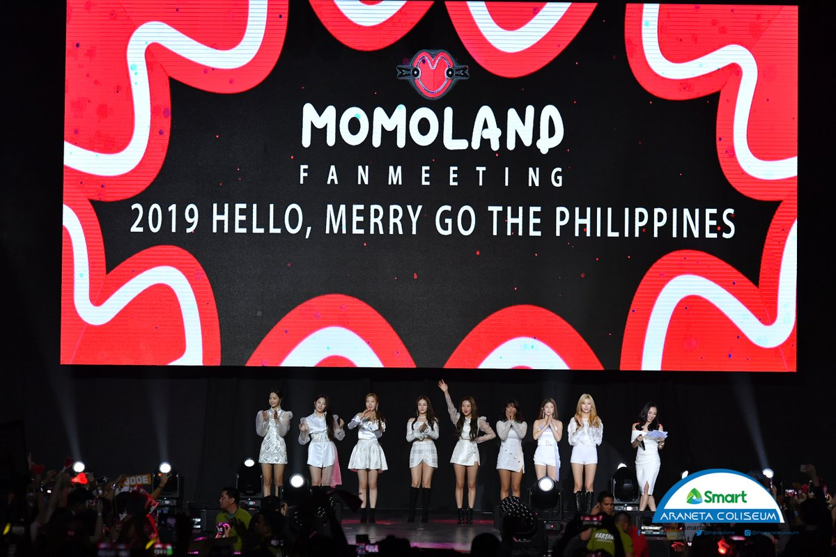 It's been 2 years since @MMLD_Official fan meeting in Manila. We can still remember everyone's excitement during this day 🥺👉👈 Were you here, PH MERRY?   #ConcertAnniversary #MOMOLAND #MOMOLANDLive #TheBigDome