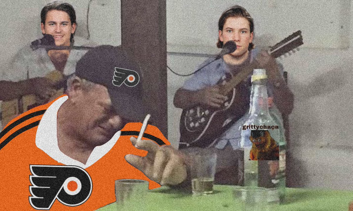 I just did the Flyers version cause i want to be prepared  #AnytimeAnywhere Brazilian memes supremacy can cure our pain