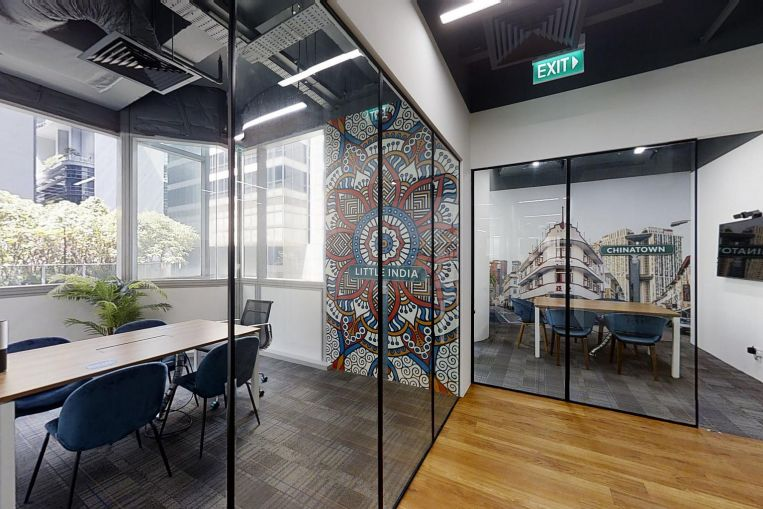 Singapore firms revamp offices for new working styles amid #pandemic  LetsTalkCity #Business #Office #Singapore #SoutheastAsia  https://t.co/5ILynzCQhj Via https://t.co/KAyliPG6Xp https://t.co/vD80LpzzW8