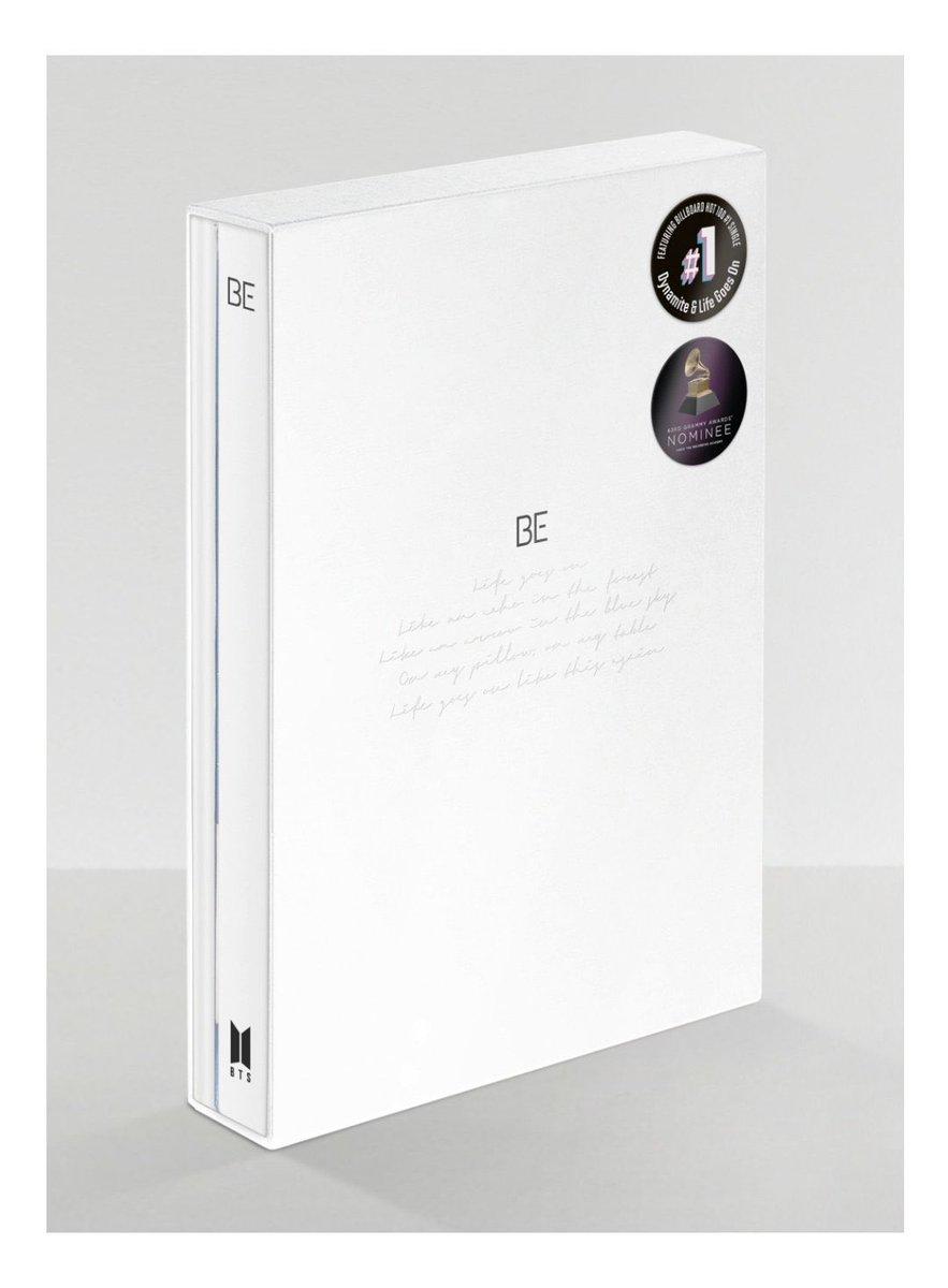 🌻 Pre #BTS - Album [BE (Essential Edition)]) ✔️ ของแถมวีเวิส 890฿ (มัดจำ450฿) ✔️ ไม่มีของแถม 790฿ (มัดจำ400฿) 📦 ค่าส่ง 80/100฿ 🔥 รับมัดจำแค่10คน ✨ ราคารวมภาษี #BTS_BE #ตลาดนัดบังทัน #ตลาดรถไฟบังทัน #ตลาดนัดBTS