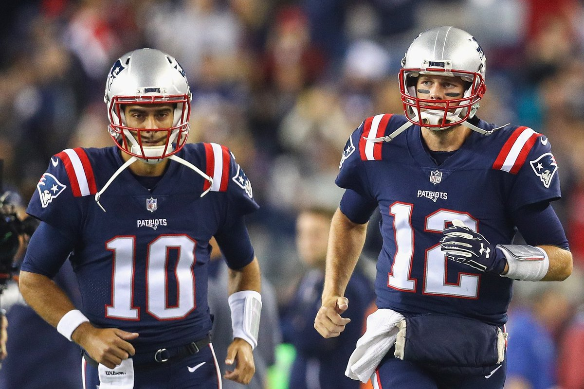 The last two NFC Championship QBs.