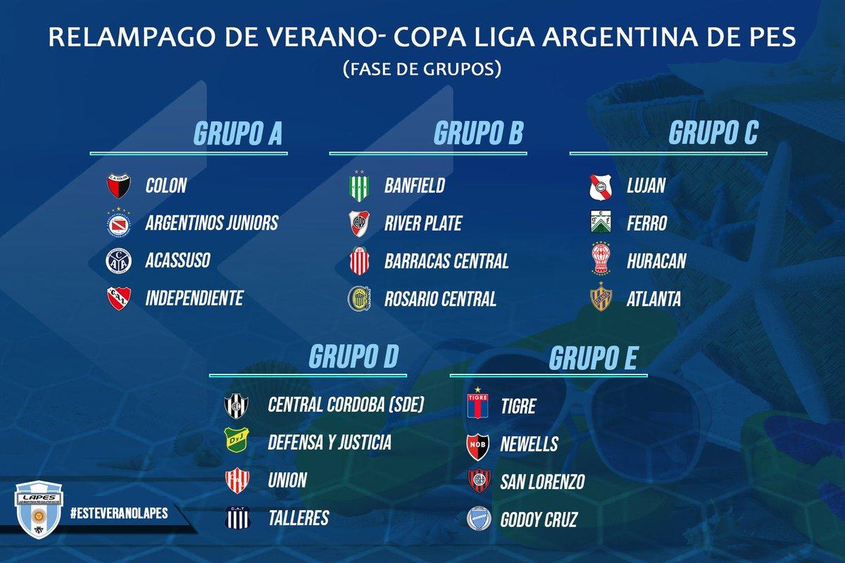 Hoy tenemos #torneo de verano de @LAPES_ARG 🏖⚽️. 5 zonas que prometen dar que hablar, y la mejor forma para ir entrando en calor, antes del nuevo torneo con @AfaVirtualLiga 💪🏻. #PES2021 #eFootballPES2021 #Esports #football #futbol