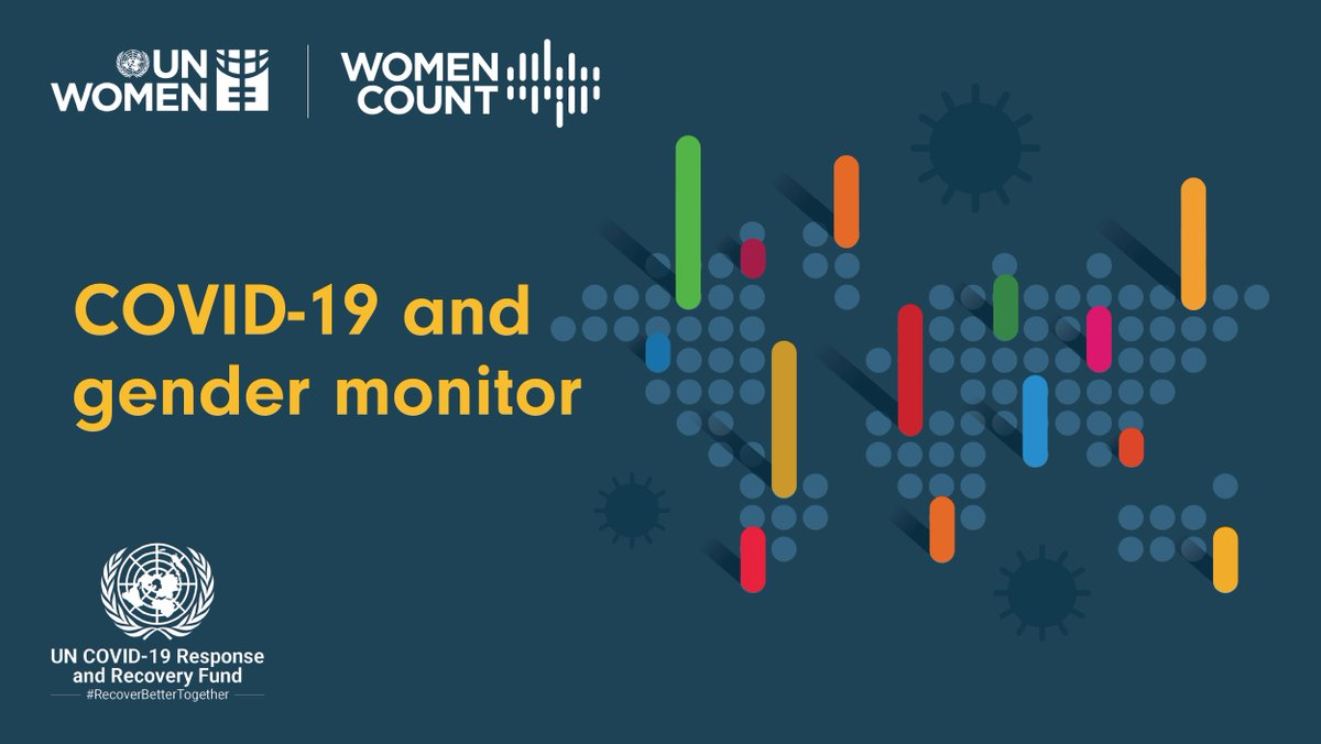 Promoting access to reliable and timely data is essential for informing advocacy & policies.   The #WomenCount Data Hub provides the world with the latest resources on gender and #COVID19.     🔗