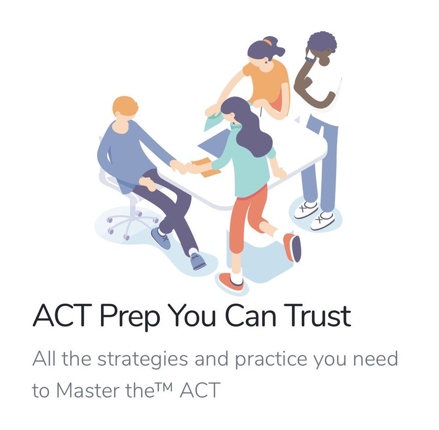 Taking the next #ACT exam? There's still time to get some quality #studying done! But there's no time to waste.  Check out  @Petersons   #testprep for the ACT, including an online #prepcourse, #practicetests, and guide books. https://t.co/aNfbNqJNAN   #ACTProTip #ACTPrep https://t.co/AwgMiS8oE9