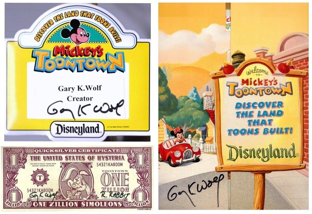 28 years ago, #OnThisDay, January 24, 1993 - Mickey's Toontown unlocks its gates to @Disneyland guests with a grand opening celebration. #Disneyland #MickeysToontown #GaryKWolf #RogerRabbit
